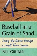 Baseball in a Grain of Sand Pdf/ePub eBook