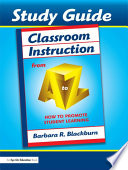 Classroom Instruction from A to Z