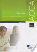 Acca Paper 3. 6 Advanced Corporate Report
