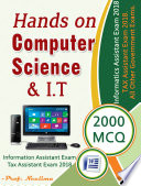 Hands On COMPUTER SCIENCE & IT 2000 MCQ TEST