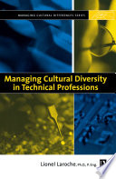 Managing Cultural Diversity in Technical Professions