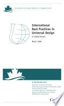 International Best Practices In Universal Design Book PDF