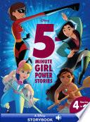 5 Minute Girl Power Stories
