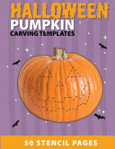 Halloween Pumpkin Carving Templates 50 Stencil Pages