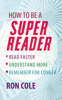 How To Be A Super Reader ebook