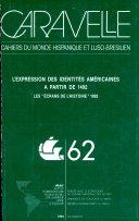Caravelle: Cahiers du Monde Hispanique et Luso-Bresilien