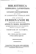 Bibliotheca Leopoldina Laurentiana