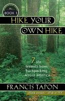 Hike Your Own Hike Pdf/ePub eBook