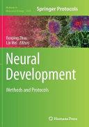 Neural Development Book