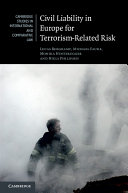 Civil Liability in Europe for Terrorism Related Risk