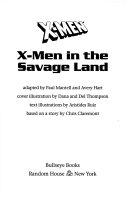 X men in the Savage Land