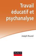 Pdf Travail éducatif et psychanalyse Telecharger