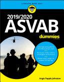 2019   2020 ASVAB For Dummies