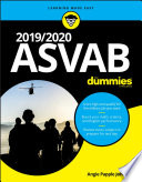"""2019 / 2020 ASVAB For Dummies"" by Angie Papple Johnston"