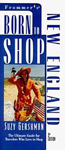 Born to Shop New England