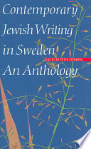 Read Online Contemporary Jewish Writing in Sweden For Free
