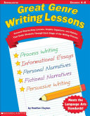 Pdf Great Genre Writing Lessons