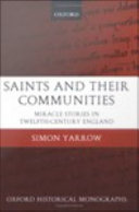 Saints and their Communities
