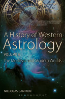 A History of Western Astrology Volume II