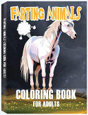 Farting Animals Coloring Book for Adults