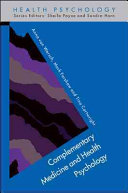 Complementary Medicine And Health Psychology
