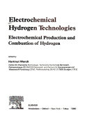 Electrochemical Hydrogen Technologies