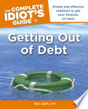 The Complete Idiot S Guide To Getting Out Of Debt Book