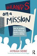 Brands on a Mission Pdf/ePub eBook