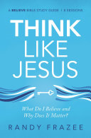 Think Like Jesus Study Guide