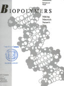 Biopolymers Book