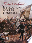 Instructions for His Generals Book