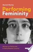Performing Femininity Book