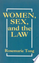 Women  Sex  and the Law