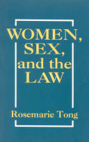 Women, Sex, and the Law ebook