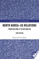 North Korea Us Relations
