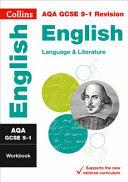 AQA GCSE 9-1 English Language and English Literature