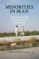 Pdf Minorities in Iran Telecharger