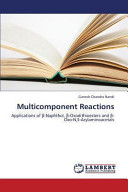 Multicomponent Reactions Book