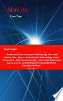 Exam Prep for: Bundle; Essentials of Physical Anthropology, ...