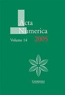 Acta Numerica 2005: