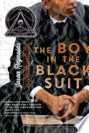 The Boy in the Black Suit Jason Reynolds Cover