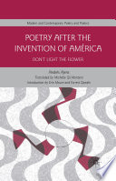 Poetry After the Invention of Am  rica