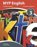 MYP English Language Acquisition Phase 3 ebook