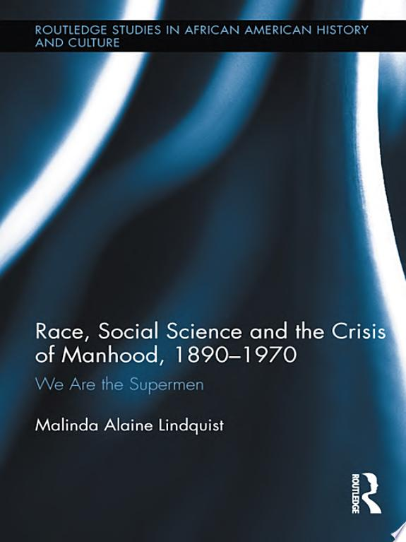 Race, Social Science and the Crisis
