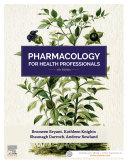 Pharmacology for Health Professionals - eBook Pdf/ePub eBook