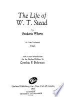 The Life of W. T. Stead