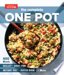 The Complete One Pot Book PDF