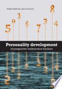 Personality development of prospective mathemathics teachers