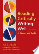 Reading Critically, Writing Well 9e