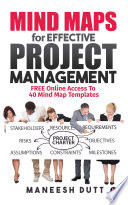 Mind Maps for Effective Project Management